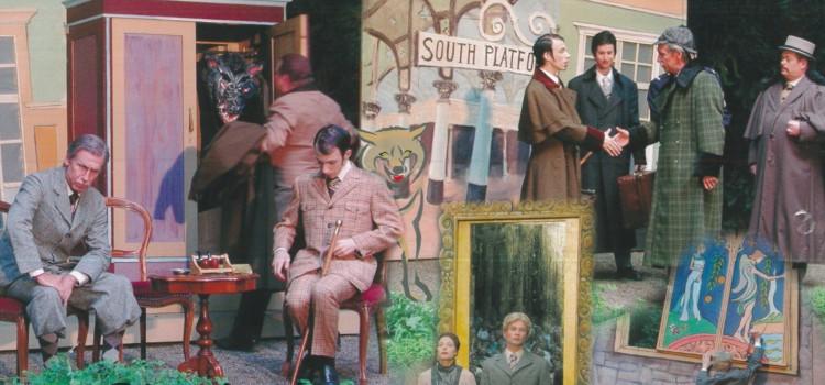 Sherlock Holmes jagt den Hund von Baskerville