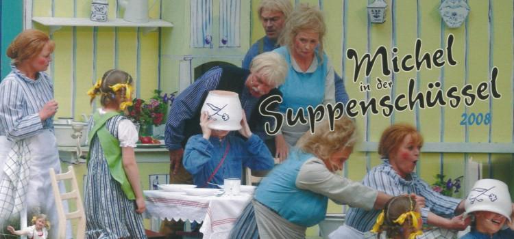 Michel in der Suppenschüssel